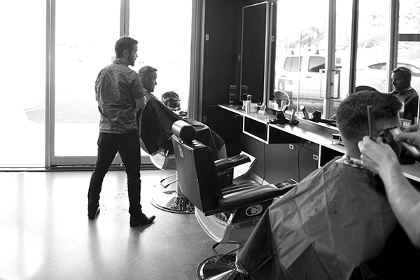 Barbershop Brotherhood Urban Stylists Takapuna